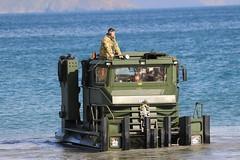 RM Tracked Vehicle (dogman3791) Tags: rm royalmarines pentewan