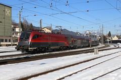 BB 1116 202-3 Railjet, Kufstein (michaelgoll777) Tags: taurus bb 1116 railjet