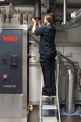 CHEOPS Kammer Aufbau_CSH-UniBE-Sylviane Blum-19