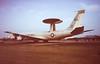 75-0558 (Al Henderson) Tags: show suffolk aviation military air fete 1998 boeing e3 ok usaf raf sentry awacs mildenhall acw e3b 552nd