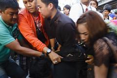 20150214-เลือกตั้งที่ลัก -76 (Sora_Wong69) Tags: people thailand bangkok protest police liberalism activist politic assembly coupdetat nonviolenceaction supportelection