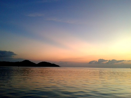 Melang Beach Jemaja Island