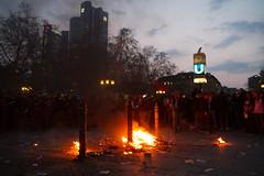 Blockupy 2015 am 18.03.2015 in Frankfurt (Colin Derks Fotojournalismus) Tags: demo frankfurt protest demonstration capitalism feuer polizei crisis ecb repression kapitalismus ezb krise clashes europischezentralbank krawall ausschreitungen schwarzerblock polizeigewalt blockupy