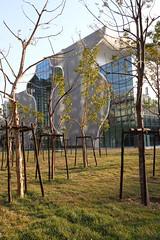 MiNe-M_100-1814UG (MiNe (sfmine79)) Tags: winter tree landscape hall photo taiwan sunny gps 台灣 台中 canoneosm canonefm22mmf2stm