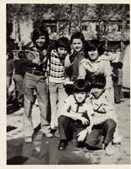 rooya school, tehran, iran (reza fakharpour) Tags: school freedom education iran classmates class tehran prerevolutionary