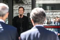 Minut de silenci atemptat de Nica.15-07-2016 (Govern d'Andorra) Tags: ambaixada andorra atemptat frana matha minut niza silenci victimes