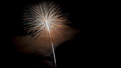 Light in the sky (Marco Micheli) Tags: fireworks notte night buio dark light fire work nikon 18140