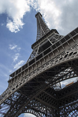 Tour Eiffel (Tareqitos) Tags: paris france tower tour eiffel effeil