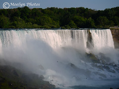 American Falls from Canada (moelynphotos) Tags: moelynphotos niagarafalls americanfalls waterfalls canada us touristdestination