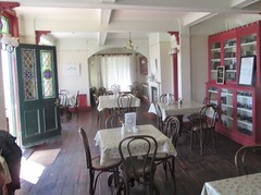 Cafe at Dimbola Lodge (cohodas208c) Tags: museum isleofwight juliamargaretcameron historicsite freshwaterbay dimbolalodge