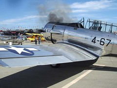 "North American AT-6D Texan 24 • <a style=""font-size:0.8em;"" href=""http://www.flickr.com/photos/81723459@N04/28252075340/"" target=""_blank"">View on Flickr</a>"