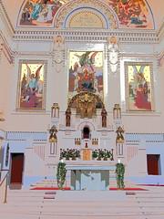 P5310286 (photos-by-sherm) Tags: vienna art church architecture modern austria memorial catholic charles secession karl nouveau borromeo lueger