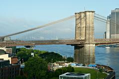 Brooklyn Bridge (Throwingbull) Tags: new york city nyc bridge urban ny brooklyn river east manhatten