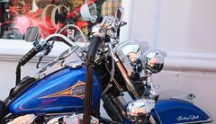 CC Rider..... (The Landscape Motorcyclist) Tags: harley davidson ccrider heritage softail nikon df fx