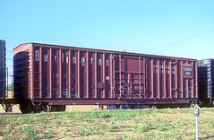 CB&Q Class XML-14 23468 (Chuck Zeiler) Tags: cbq class xml14 23468 burlington railroad box car boxcar freight chz chuck zeiler