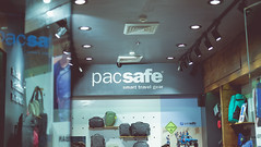 pacsafe store in philippines (17 of 38) (Rodel Flordeliz) Tags: pacsafe pacsafebags bags travellingbags backpack bag shoulderbag beltbags wallet glorietta5 event launch thieves safe rfid