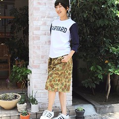 August 15, 2016 at 04:51PM (audience_jp) Tags: shop style  bb tokyo    sung   audience   t casual japan  fashion