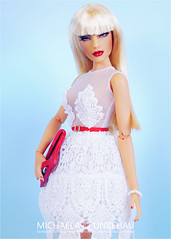 Demi Jamieshow (Michaela Unbehau Photography) Tags: jamieshow dolls demi ginny and grace need2say httpswwwinstagramcommichaelaunbehau httpswwwfacebookcomdollimages ball jointed fashion doll 12 16 resin michaela unbehau fashionoll photography mannequin model mode puppe fotografie