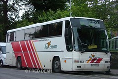 Bus Eireann VP317 (00D54229). (Fred Dean Jnr) Tags: bus volvo b10m plaxton vp317 00d54229 killarney kerry august2004 ad3 buseireann excalibur