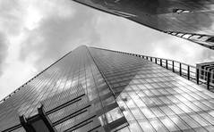 Shard (Francis Mansell) Tags: shard theshard london skyscraper building monochrome blackwhite outdoor southwark londonbridge