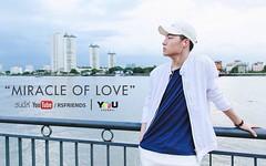 """Miracle of Love"" ซิงเกิ้ลสุดท้ายที่ MIN ทำเพื่อขอบคุณแฟนเพลง สำหรับมิตรภาพ ความรัก ความผูกพัน ตลอดระยะเวลากว่า 6 ปี ในเส้นทางดนตรี... ดู MV คลิก » youtube : RSFRIENDS และ ช่อง @youchannel_tv #min #min_miracleoflove"