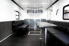 20 PLUS 4 ALUMINUM LOW PROFILE CAR/MOTO HAULER TRAILER #beckercustomtrailers #atv #utv #rzr #toyhauler #motorcycle #carhauler #aluminumtrailer #sofabed #removabletable #customcabinets (Becker Custom Trailers) Tags: becker custom trailers atv utv rzr toyhauler motorcycle aluminum trailer sofabed removable table cabinets