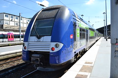 SNCF TER Picardie 502 26503 / 26504 (Will Swain) Tags: paris gare du nord 18th july 2016 train trains rail railway railways transport travel vehicle vehicles europe france french voyage capital city centre parisien ile de ledefrance le sncf ter picardie 502 26503 26504