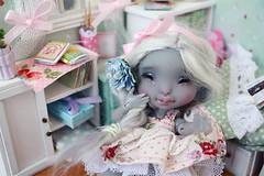 *Sweety* [ Krot kete Dust of Doll] (Tonks Marie) Tags: krot kete dust doll grey grise