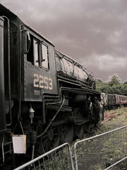 Class S.160, 2253 (mike_j's photos) Tags: northyorkshiremoors railway classs160 2253 usa grosmont