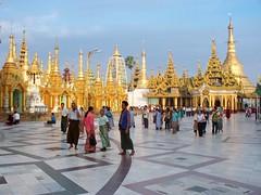 Shwedagon Pagoda, Yangon (11) (Sasha India) Tags: myanmar yangon temple journey buddhism