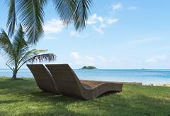 Beach - Tropica (tropicaisland) Tags: beach sunbeds tropica island fiji