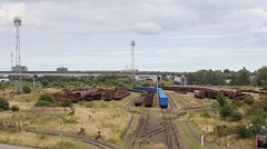 Tees Yard in decline (Stu Riley) Tags: tees yard freight