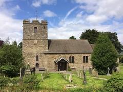 Stokesay Castle Church (Dudley) Tags: england shropshire cravenarms stokesay castle