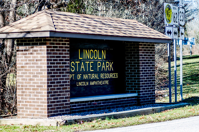 Lincoln State Park - January 5, 2015