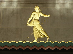 Rockefeller Center relief, 1930s (DeBeer) Tags: nyc newyorkcity sculpture newyork art statue 1930s manhattan rockefellercenter relief midtown artdeco allegory 20thcentury basrelief allegorical leelawrie architecturalsculpture 20thcenturyart leeoscarlawrie 20thcenturysculpture