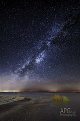 Edisto Milky Way, 11/22/14 (APGougePhotography) Tags: detail sc night photoshop star nikon southcarolina clarity topaz edisto edistoisland milkyway d600 edistobeach denoise topazlabs nikond600 topazdenoise topazdetail topazclarity phototshopcc