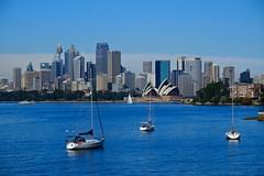 sydney city view (autrant) Tags: sydney fujifilm xe1
