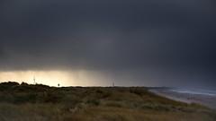 Wolkenloch ber Blavand (Tannhuser) Tags: germany denmark deutschland nikon dune dnemark leuchtturm dne lneburg niedersachsen vejers lowersaxonia d7100 sendker