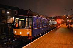 121020 (R~P~M) Tags: uk greatbritain england night train diesel unitedkingdom buckinghamshire railway 121 aylesbury bucks dmu chilternrailways multipleunit dbarriva