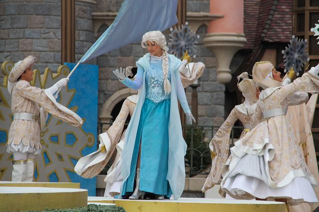 Christmas season 2014 - Disneyland Paris - 0080