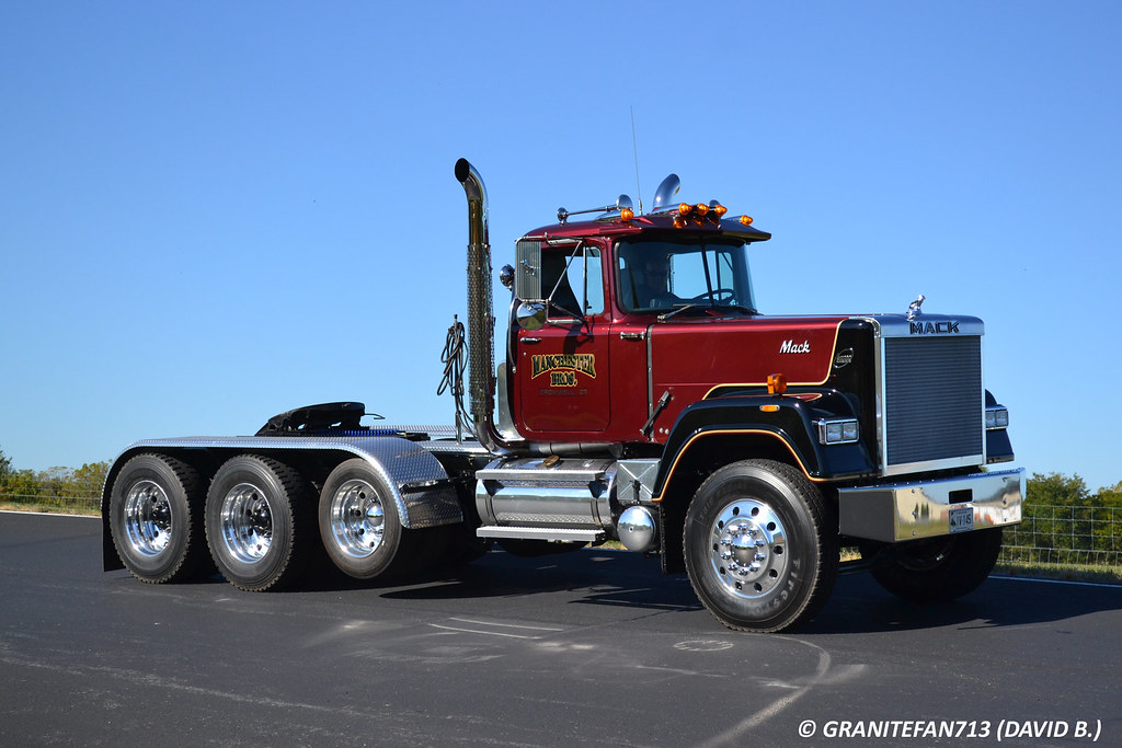 1973 Mack Tractor Truck : The world s best photos of mack and mackrw flickr hive mind