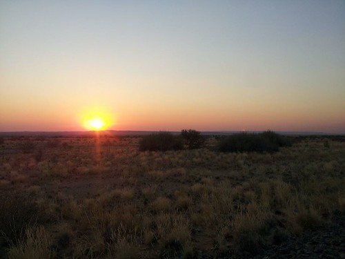 Camping sauvage, Namibie