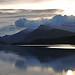 Snowdonia from Penllyn
