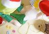 E preencha com plumante, costurando ao final (Ateliê Bonifrati) Tags: tree cute natal diy craft árvore tutorial pap molde passoapasso bonifrati craftchristmas natalcraft