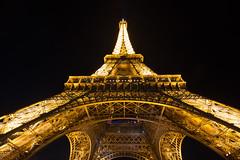 Tour Eiffel (Morgan Petit) Tags: paris france night eiffeltower tokina toureiffel nuit poselongue tokina1116f28atxprodxii