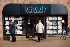 icandy (_steve h_) Tags: urban shop shopping cards candid sony centre streetphotography card gift essex witham icandy nex6