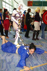 IMGP4717 (Photography by J Krolak) Tags: costume cosplay ivy masquerade ax2006 animeexpo2006 ax06 ivyvalentine