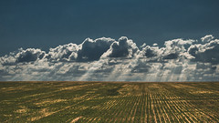Paisaje Distante [Explored!] (emiliokuffer) Tags: sun sol sunshine clouds landscape countryside day cloudy paisaje explore worldwide campo día cpl rayosdesol regionwide