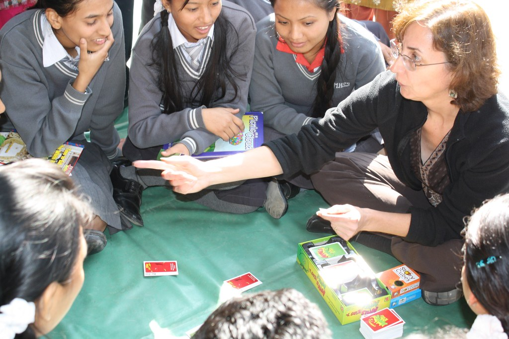 Cathy Raymond - Bhairahawa, Nepal