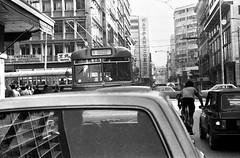 ... (Antonio Liokouras) Tags: film analog vintage traffic athens greece 70s analogue jam nikonfm